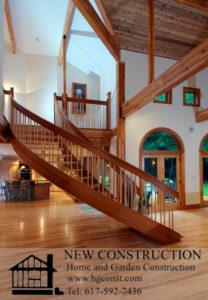 Staircase Balcony